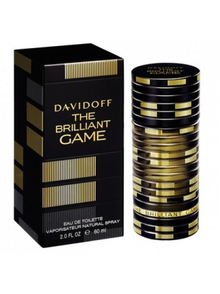 Davidoff The Brilliant Game туалетная вода 60 мл