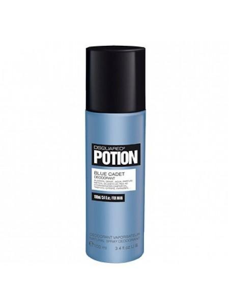 Dsquared2 Potion Blue Cadet дезодорант-спрей 100 мл