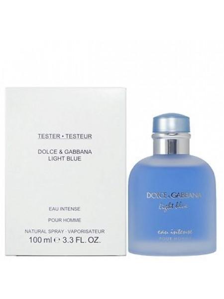 D&G Light Blue Eau Intense Pour Homme тестер (парфюмированная вода) 100 мл