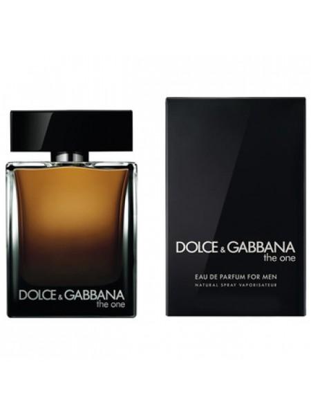 D&G The One for Men Eau de Parfum парфюмированная вода 50 мл