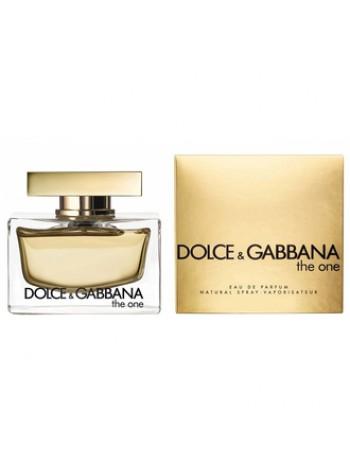 D&G The One парфюмированная вода 50 мл