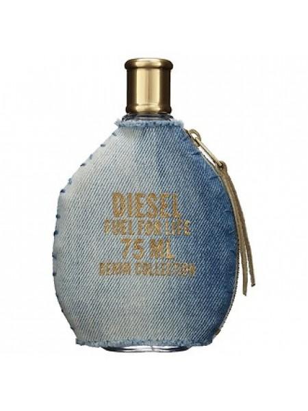 Diesel Fuel for Life Denim Collection Homme тестер (туалетная вода) 75 мл