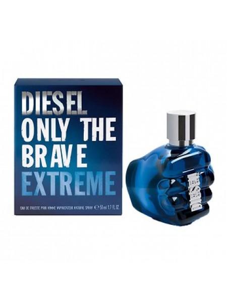Diesel Only The Brave Extreme туалетная вода 50 мл