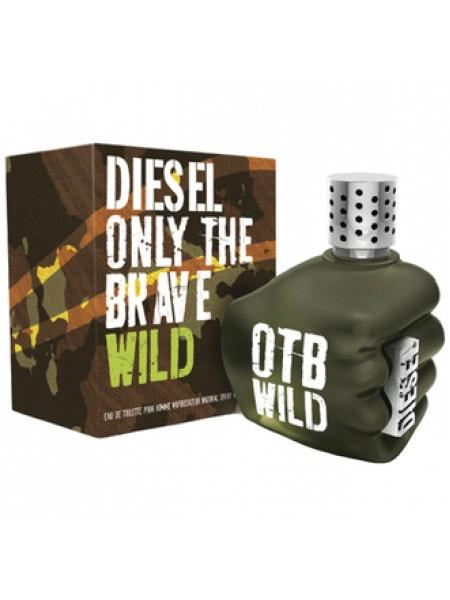 Diesel Only The Brave Wild туалетная вода 35 мл