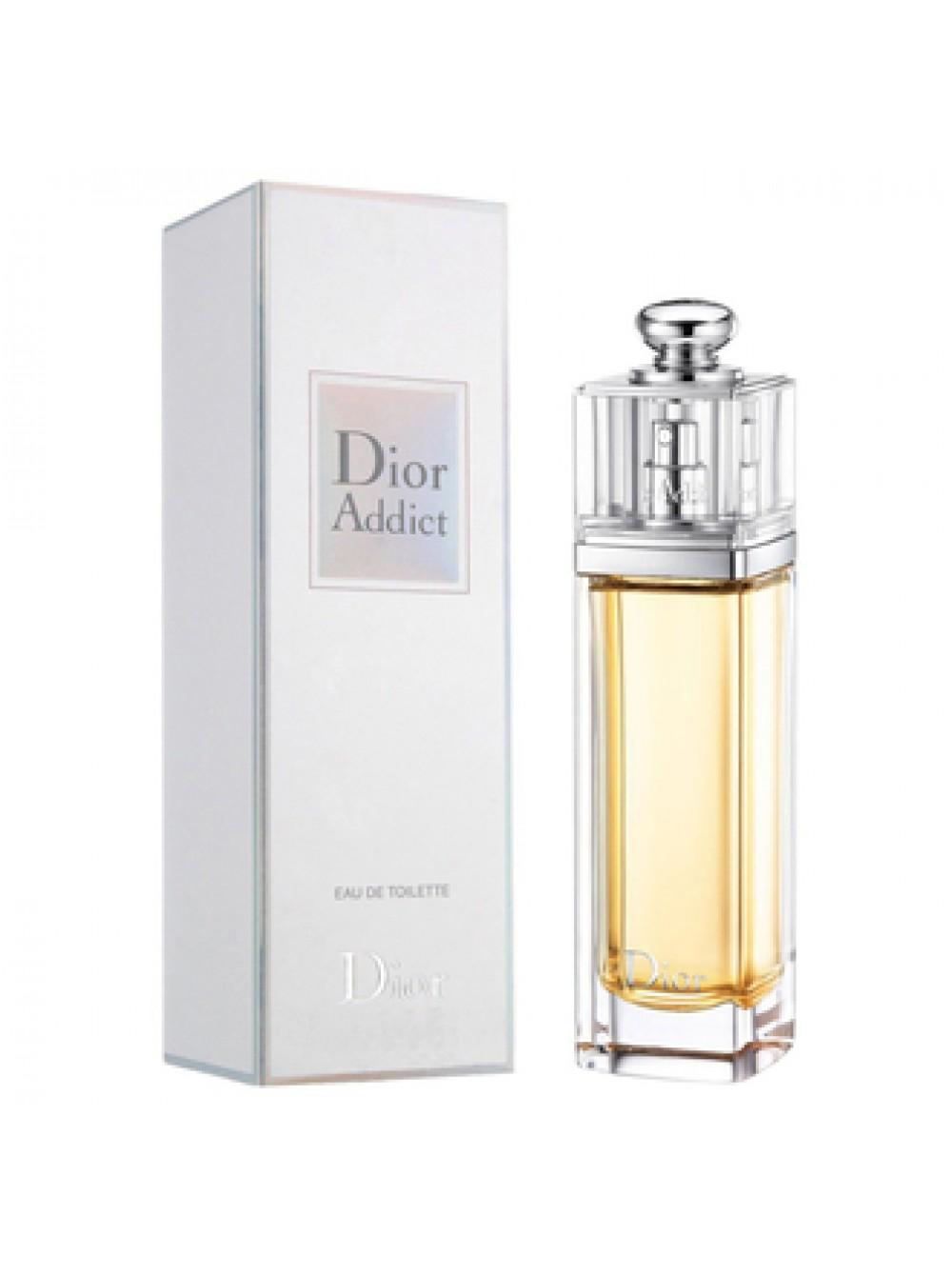 Dior Addict Eau de Toilette туалетная вода 50 мл