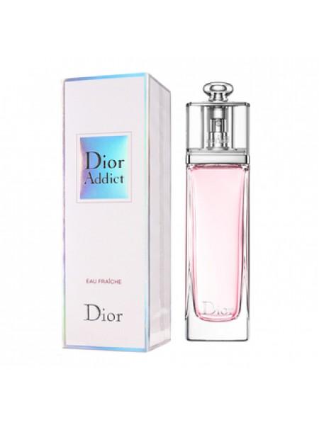Dior Addict Eau Fraiche 2014 туалетная вода 100 мл