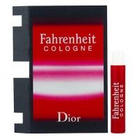 Dior Fahrenheit Cologne пробник 1 мл