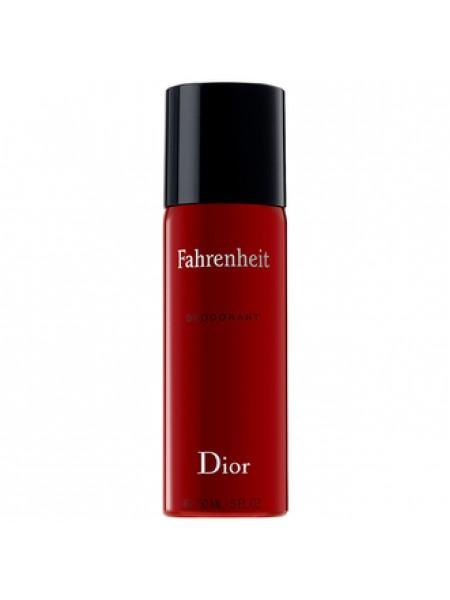 Dior Fahrenheit дезодорант-спрей 150 мл
