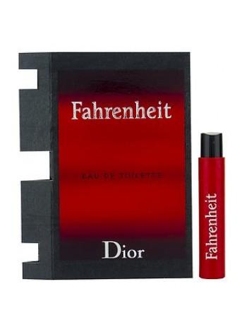 Dior Fahrenheit пробник 1 мл