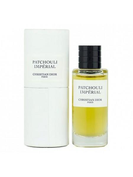 Dior Patchouli Imperial парфюмированная вода 40 мл