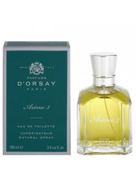 D'Orsay Arome 3 пробник 1.7 мл