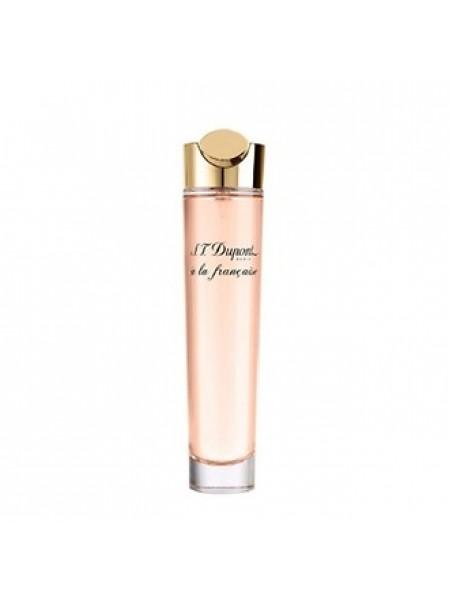 Dupont A La Francaise тестер (парфюмированная вода) 100 мл
