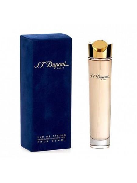 Dupont Pour Femme парфюмированная вода 100 мл