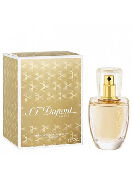 Dupont Pour Femme Special Edition парфюмированная вода 100 мл