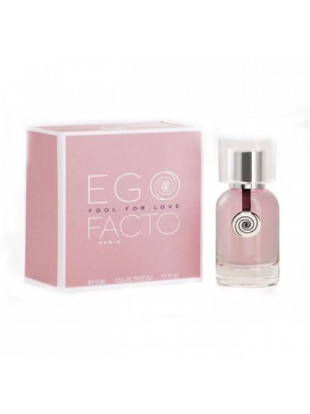 Ego Facto Fool For Love парфюмированная вода 50 мл