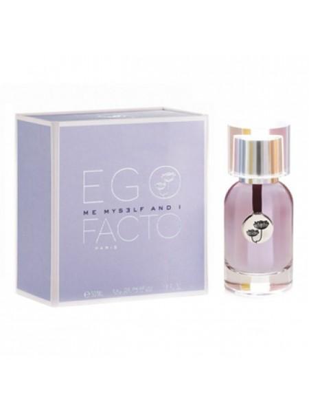 Ego Facto Me Myself & I парфюмированная вода 50 мл