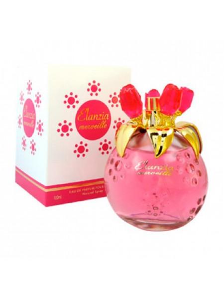Elanzia Merveille Pink Woman парфюмированная вода 100 мл