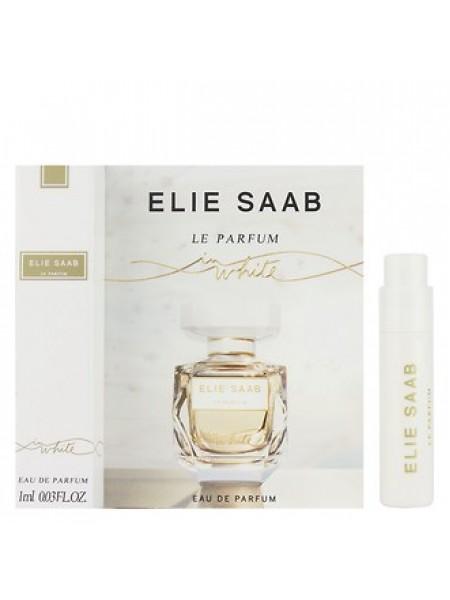 Elie Saab Le Parfum in White пробник 1 мл