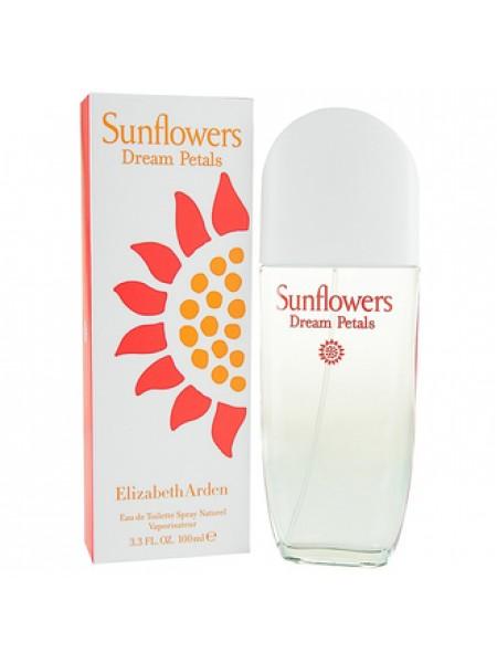 Elizabeth Arden Sunflowers Dream Petals туалетная вода 100 мл