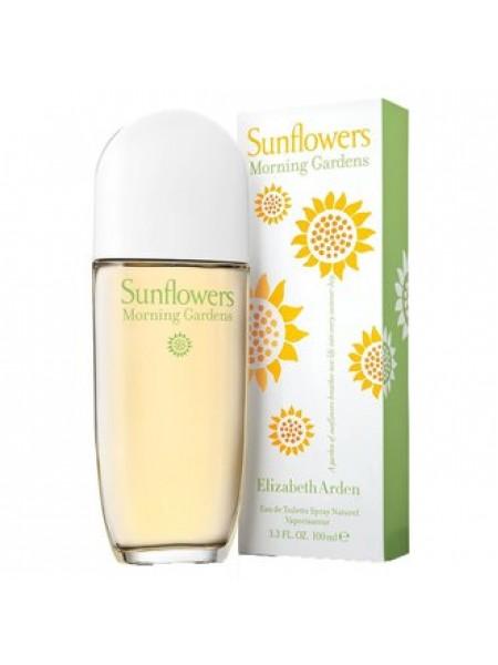 Elizabeth Arden Sunflowers Morning Gardens  туалетная вода 100 мл