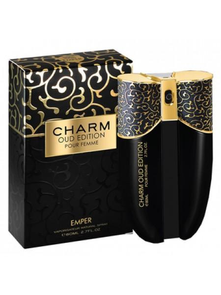 Emper Charm Oud Edition парфюмированная вода 80 мл