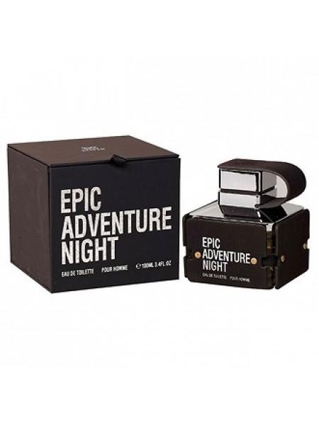 Emper Epic Adventure Night туалетная вода 100 мл