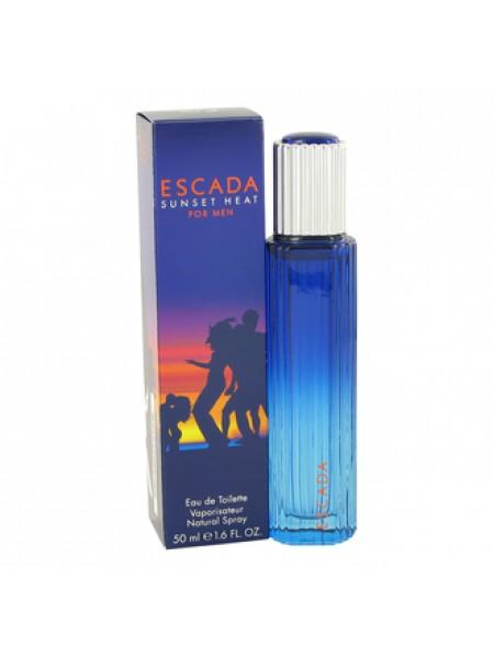 Escada Sunset Heat for Men туалетная вода 50 мл