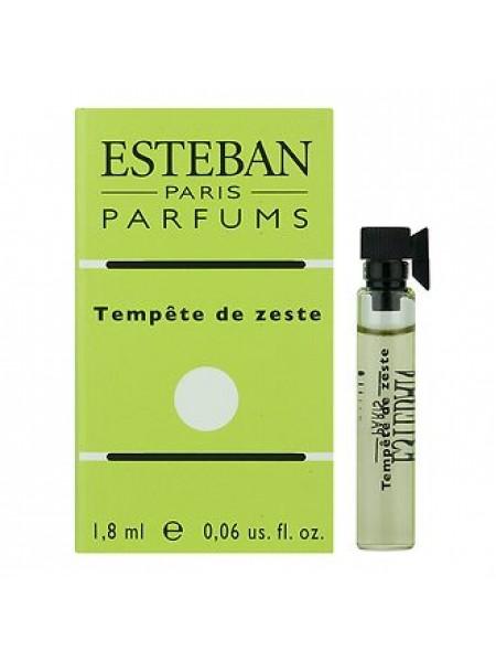 Esteban Tempete de Zeste пробник 1.8 мл