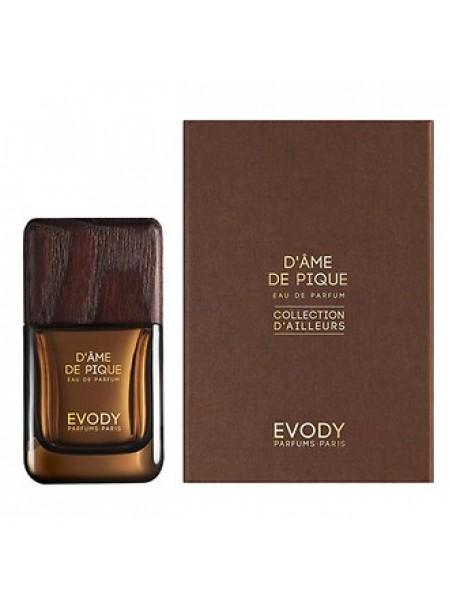 Evody Parfums D'Ame de Pique парфюмированная вода 50 мл