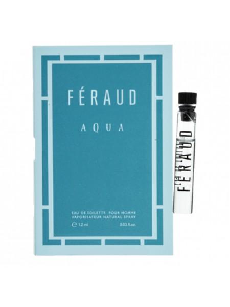 Feraud Aqua пробник 1.2 мл