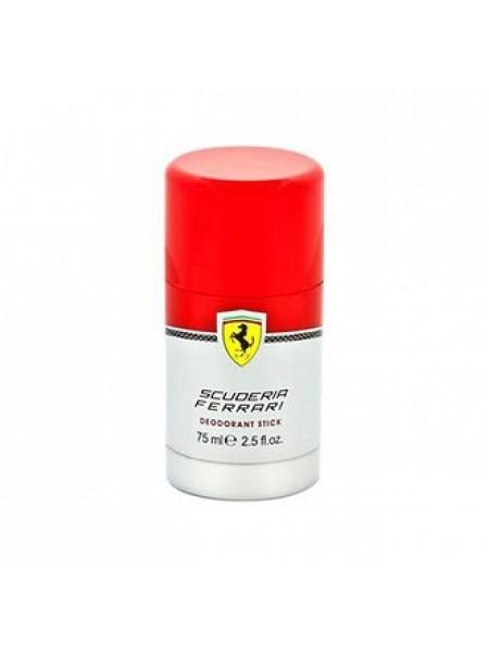 Ferrari Scuderia стиковый дезодорант 75 мл