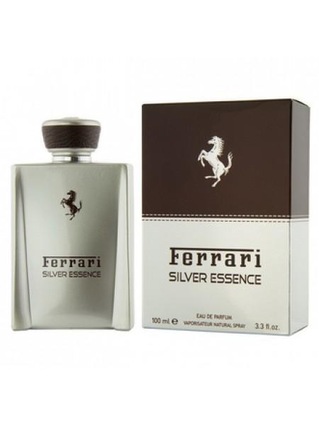Ferrari Silver Essence парфюмированная вода 100 мл
