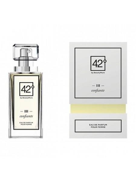 Fragrance 42 III Confiante парфюмированная вода 50 мл