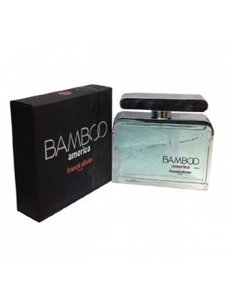Franck Olivier Bamboo America туалетная вода 50 мл