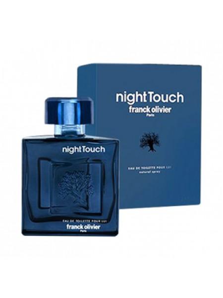 Franck Olivier Night Touch туалетная вода 100 мл