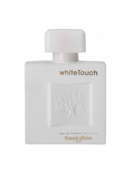 Franck Olivier White Touch парфюмированная вода 50 мл