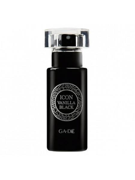 Ga-De Icon Vanilla Black парфюмированное масло 30 мл