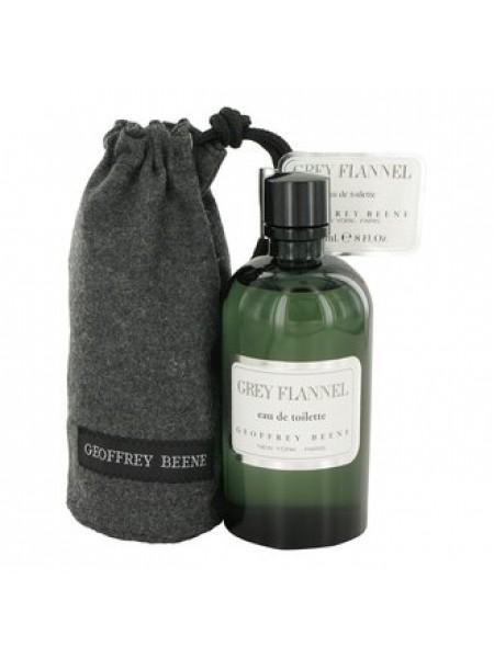 Geoffrey Beene Grey Flannel Подарочный набор (туалетная вода 120 мл + бальзам после бритья 120 мл)