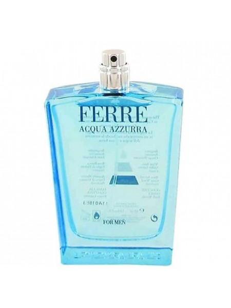 Gianfranco Ferre Acqua Azzurra тестер (туалетная вода) 100 мл