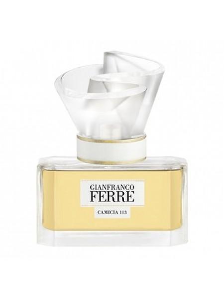 Gianfranco Ferre Camicia 113 парфюмированная вода 30 мл
