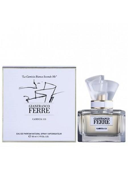 Gianfranco Ferre Camicia 113 парфюмированная вода 50 мл