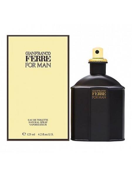 Gianfranco Ferre for Man туалетная вода 125 мл