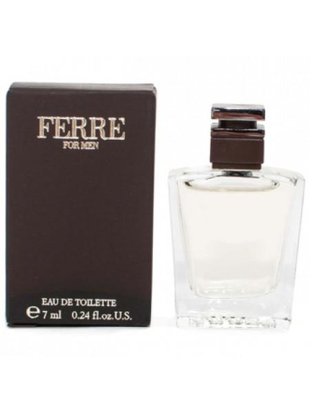 Gianfranco Ferre For Men миниатюра 7 мл