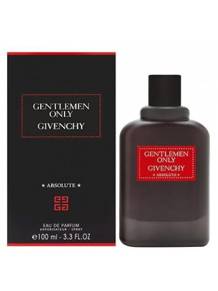 Givenchy Gentlemen Only Absolute парфюмированная вода 100 мл