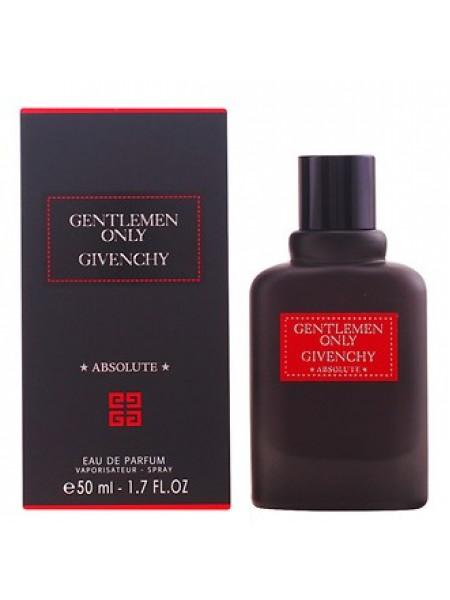 Givenchy Gentlemen Only Absolute парфюмированная вода 50 мл