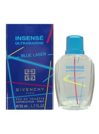 Givenchy Insense Ultramarine Blue Laser туалетная вода 50 мл