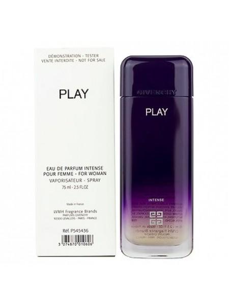 Givenchy Play Intense for Her тестер (парфюмированная вода) 75 мл