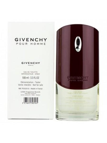 Givenchy Pour Homme тестер (туалетная вода) 100 мл
