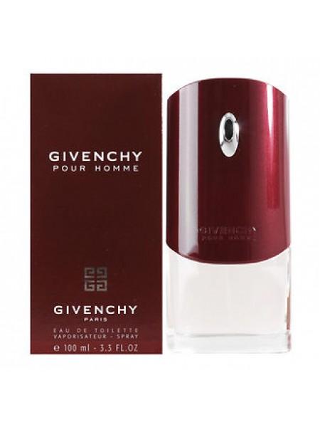 Givenchy Pour Homme туалетная вода 100 мл