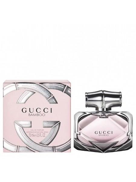 Gucci Bamboo парфюмированная вода 75 мл